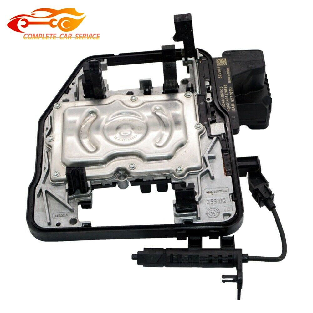 0AM927769D DQ200 0AM Трансмиссия двойной блок управления сцепление для Audi VOLKSWAGEN Skoda 7-скорость DSG7 протестирован оригинал