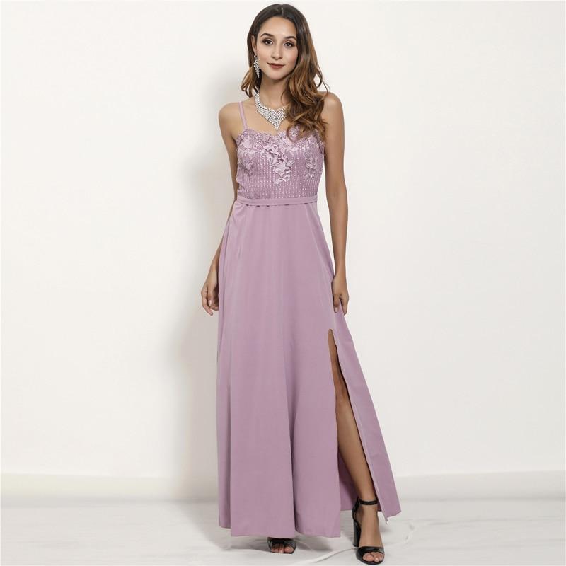 A Line Spaghetti Straps Prom Dresses V Neck Light Blue Appliques Dew Shoulder Backless Side Zipper Simple Gown
