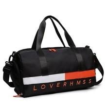2019 New Men's Black handbag Travel Bag Waterproof Canvas Large Capacity Travel Duffle Multifunction Tote Casual Crossbody Bags