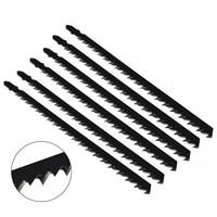 6pcs 150mm Sawtooth Ultra-long Jigsaw Saw Blades T744D 180mm Steel Hand Tool Fast Cutting Woodworking Tool