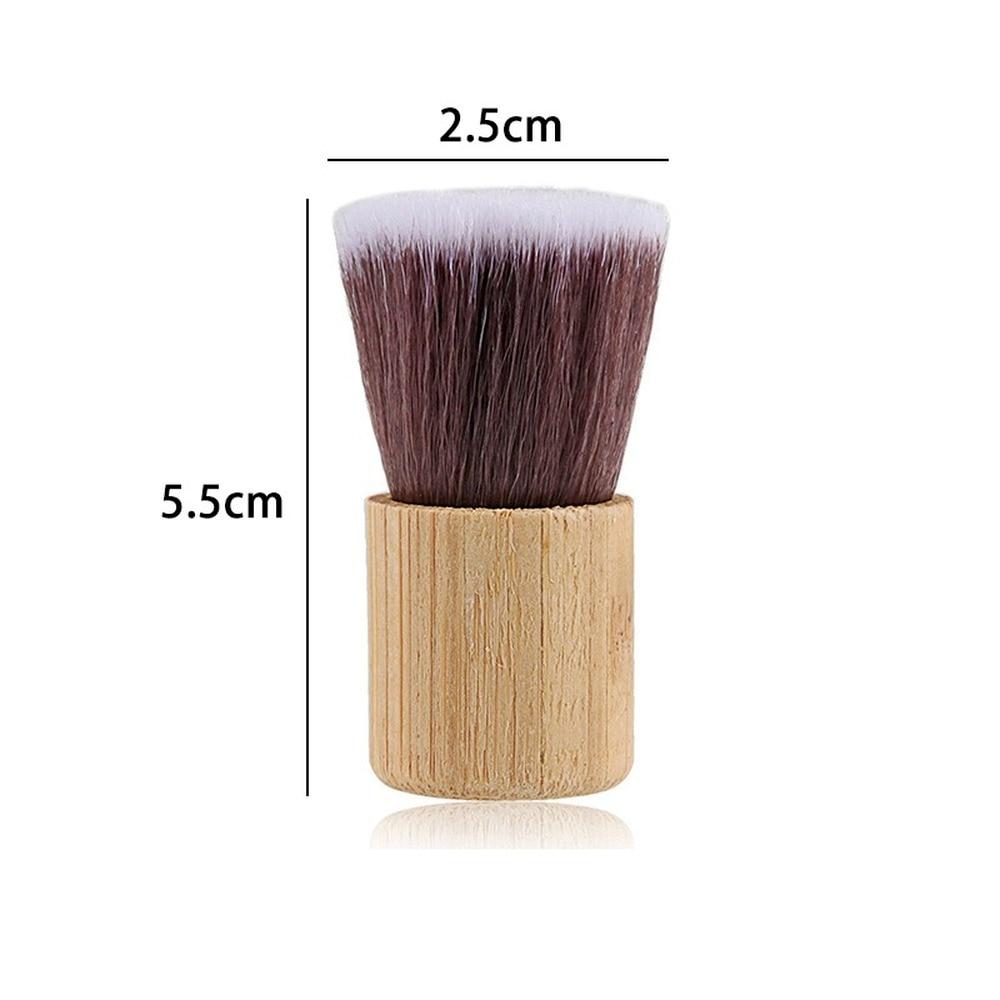 1pcs Professional Makeup Blush Brushes Foundation Powder Face Blush Brush Soft Portable Blusher Cosmetics Make Up Tools