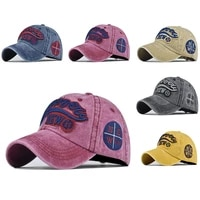 2021 baseball cap snapback hat letter horsetail cap hip hop fitted cap hats for men women grinding multicolor baseball cap