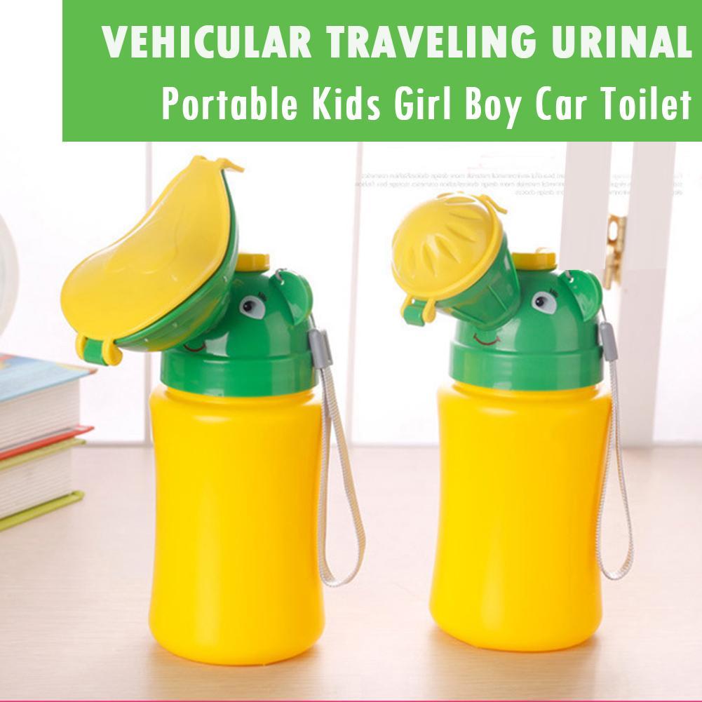 Portátil crianças carro toalete crianças veicular viajar mictório fralda conveniente nightpot para meninas meninos bebê fornecimento