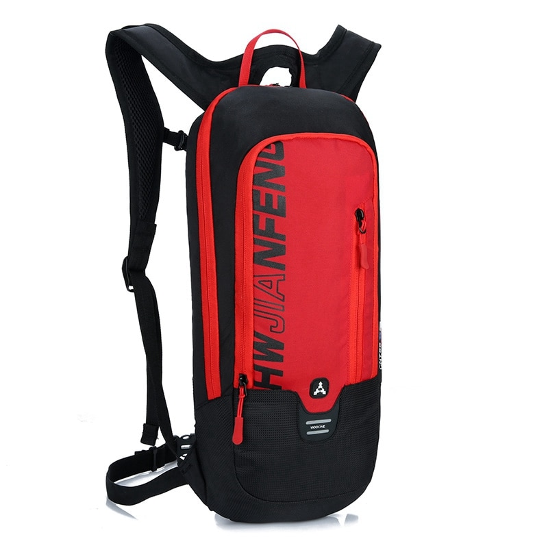 New Bicycle Bag Shoulder Backpack Ultralight Sport Riding MTB Hydration Backpack 6L Bike Bicycle Cycling Backpack