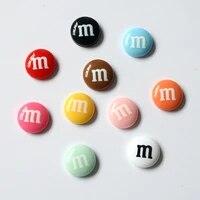 Autocollant de cuisine en resine  joli dessin anime  couleur M haricots 10 pieces  decoration magnetique pour la maison  petit cadeau  pratique  vente en gros