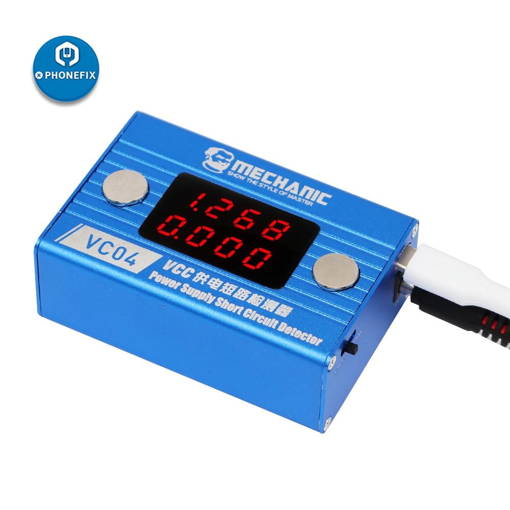 MECHANIC Short Killer Mobile Phone Short Circuit Repair Tool Box for Motherboard Short Circuit Burning Repair Tool Shortkiller
