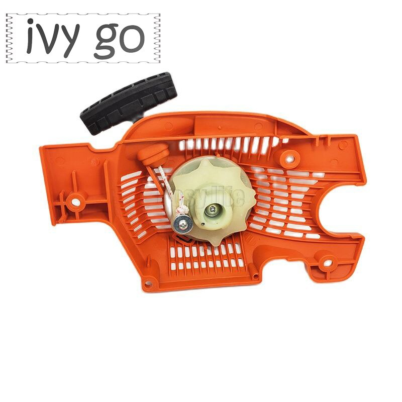 chainsaw spare parts recoil pull starter assembly for h136 137 142 Recoil Starter Assembly For Husqvarna 137 142 Chain saw Replace Spare Parts 530 07 19-68