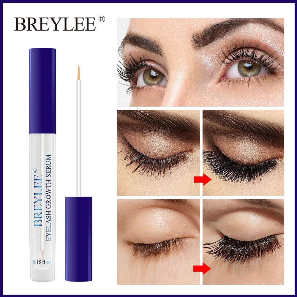 Eyelash growth serum new style eyelash enhancer eye lash treatment essence longer fuller thicker eyelash extension makeup