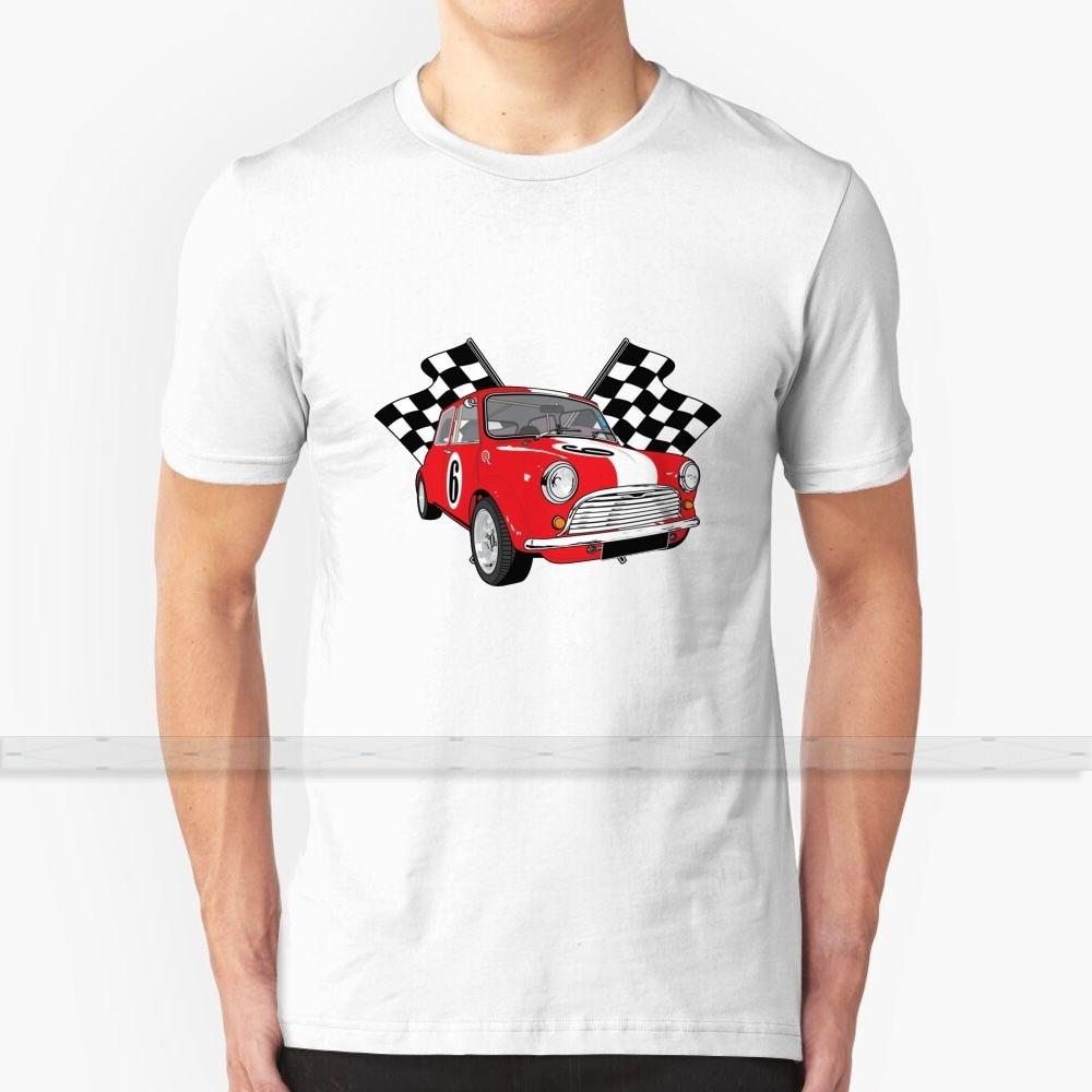 Mini Cooper Custom Design Print For Men Women Cotton New Cool Tee T shirt Big Size 6xl mini mini cooper rally