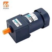 power 6w 30w 200w ac single three 3 phase dc brush right angle gear motor