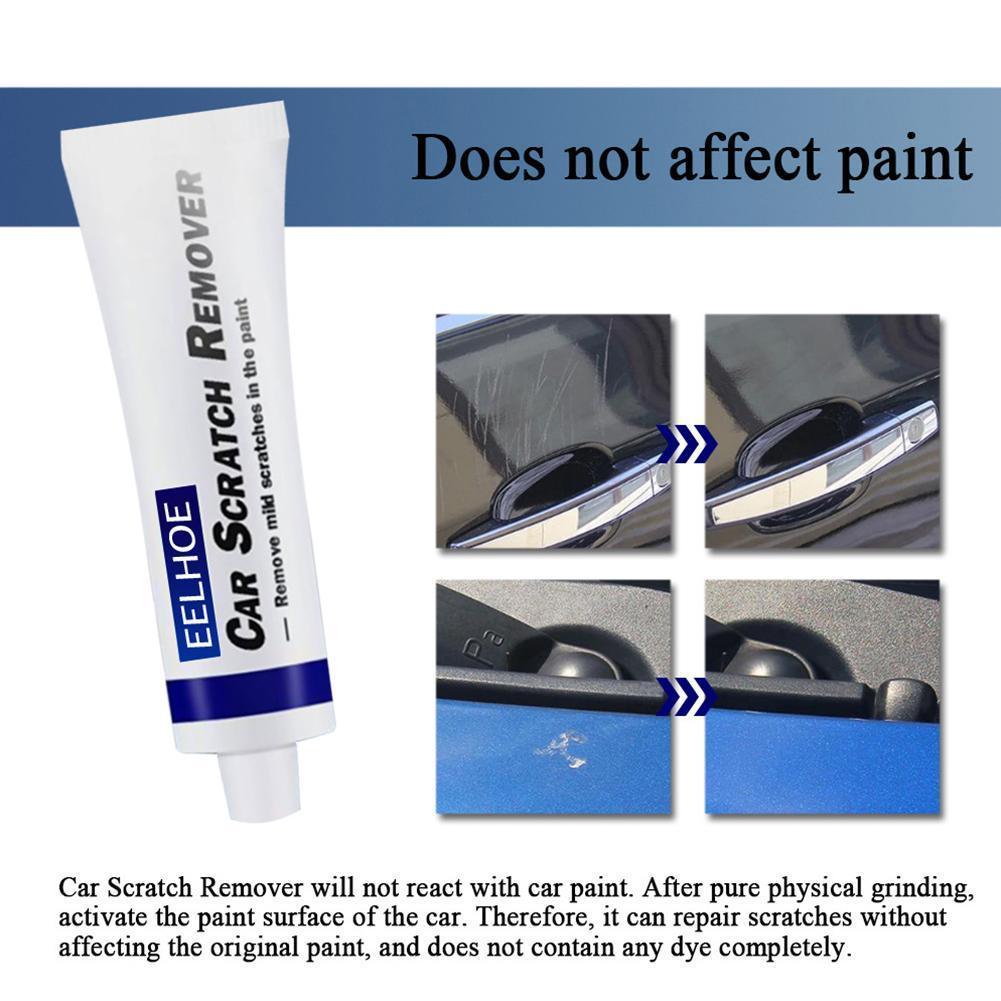 1 Pcs Car Paint Scratch Repairing Agent Kit Car Maintenance Agent Polishing T3N3