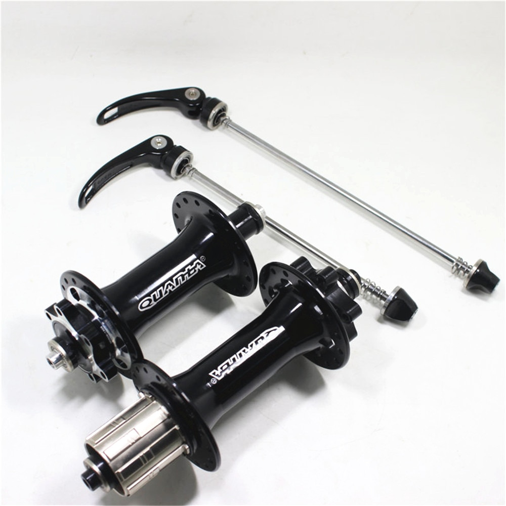 QUANTA Fat Bike Hub 32/36 Hole Aluminum Bearing Disc Brake Bicycle Hub 150/190 mm Bike Parts