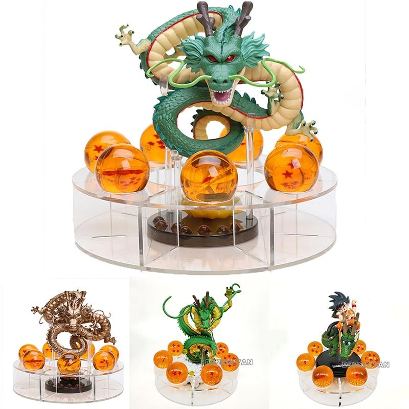 Dragon Ball Z Shenron Action Figures Shenron Dragon Ball Super Goku Figurine Dragon Ball Balls Anime Collection Gifts