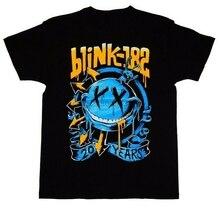 Blink 182 20 Jaar Nieuwe Mannen T-shirt Klysma Van De Staat Dude Ranch Cheshire Cat Fashion Classic Tee Shirt