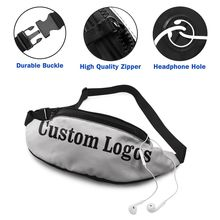 NOISYDESIGNS Unisex Custom Print Waist Pack Adjustable Chest Bags Girl Sports Hip Money Belt Pouch Female Travel Banana Bags