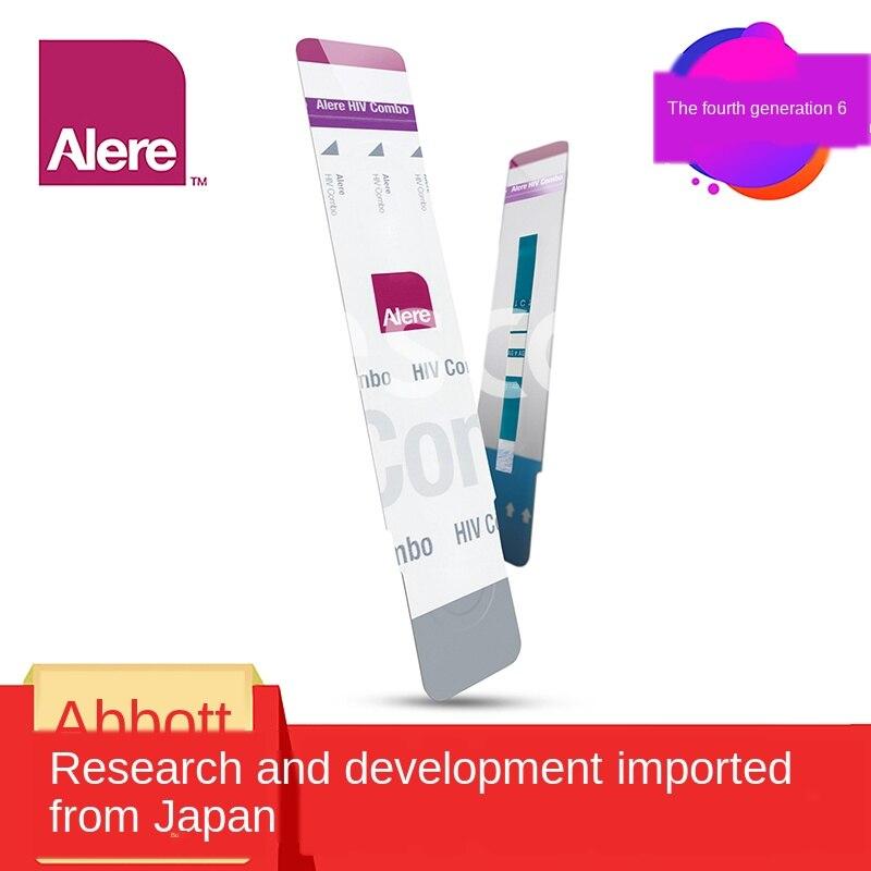 Papel de prueba de ayuda para investigación y desarrollo importado de Japón de 4ª generación, papel de prueba de VIH de 4ª generación