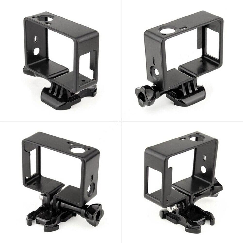 Чехол для видеокамеры защитная рамка для Go Pro Hero4 3 + 3 Аксессуары для экшн-камеры