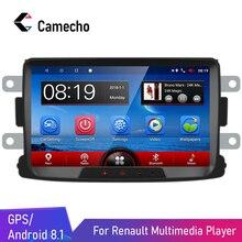 Camecho 2 din Android 8.1 Car radio GPS Multimedia Player Autoradio For Dacia Sandero Duster Renault Captur Lada Xray 2 Logan