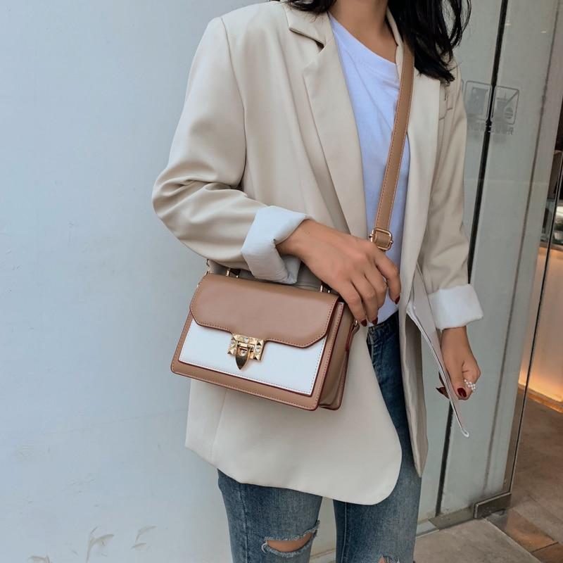 Aijolen Women's Bags New Style Handbag Bags For Women 2020 Female Bag Double-shoulders Brand Bag 2020 Crossbody Bag for Women