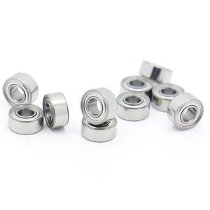 S684ZZ Bearing 4*9*4 mm ( 10PCS ) ABEC-5 440C Roller Stainless Steel S684Z S684 Z ZZ Ball Bearings