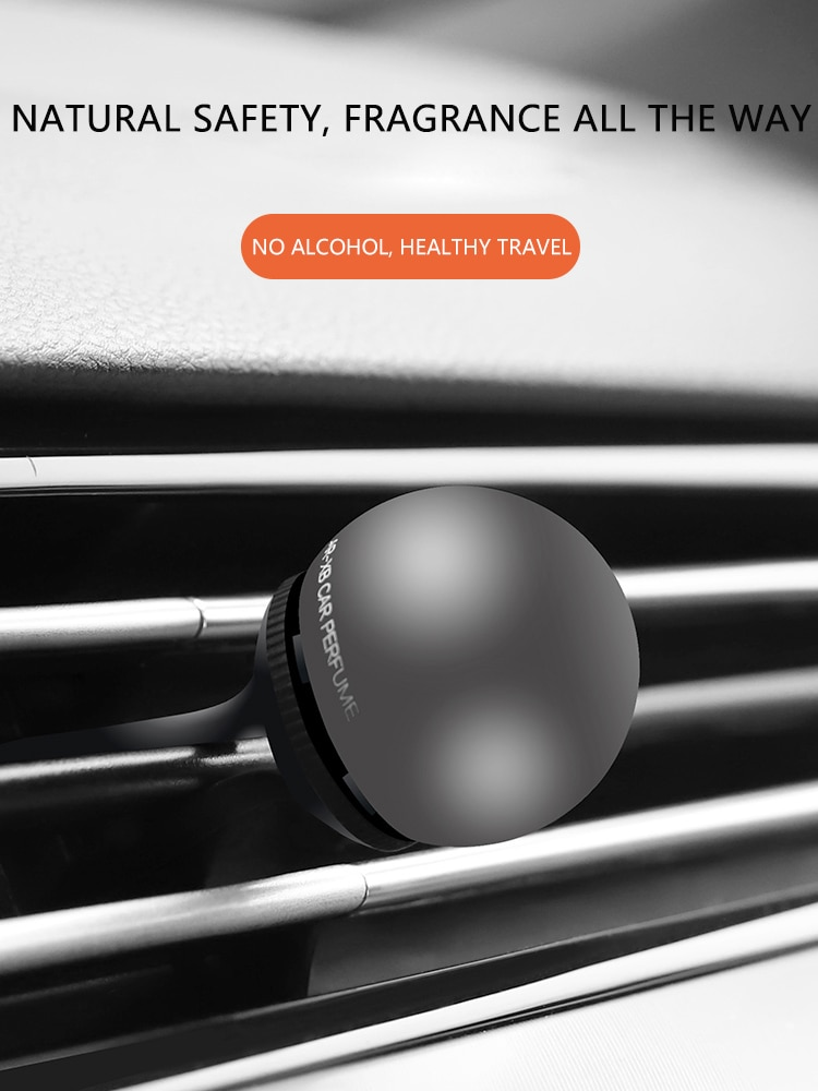KELUOXING Car Air Freshener Smell in the Car Styling Air Vent Perfume Vent Clip Outlet Air Condition Clip Outlet Fragrance Auto