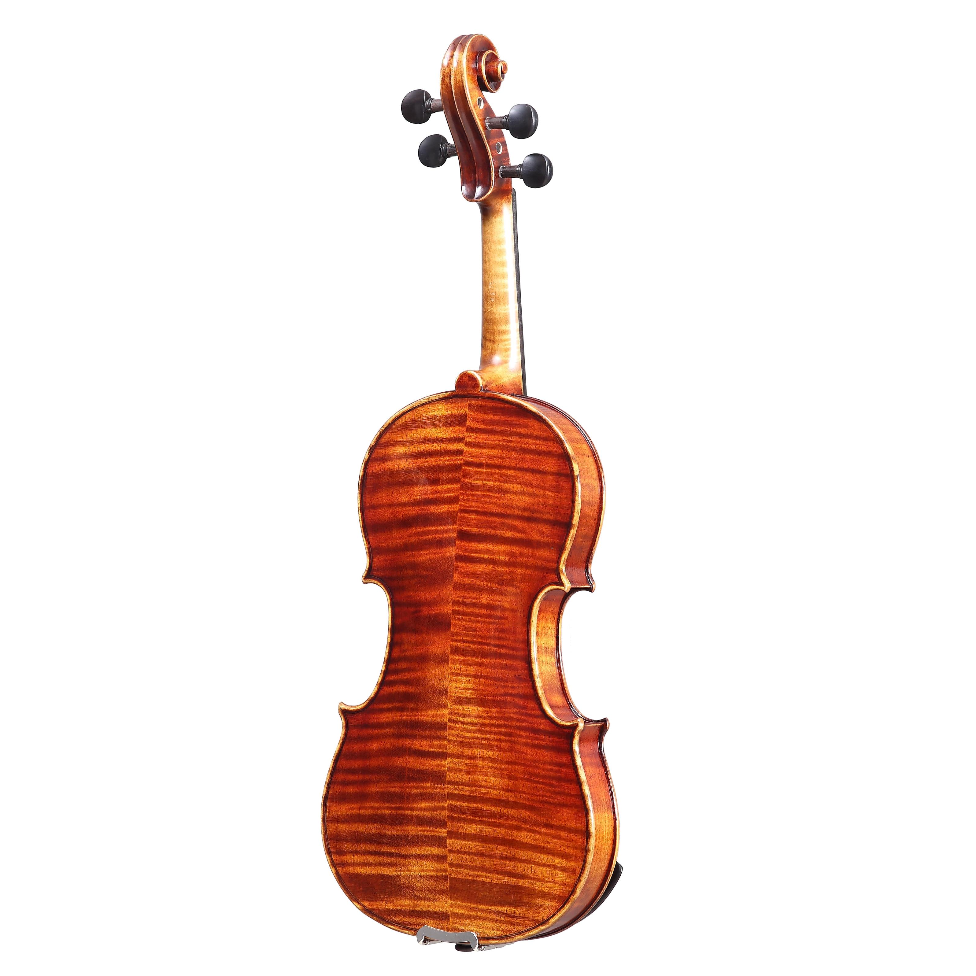 Free Shipping Copy Stradivarius 1715 100% Handmade Oil Varnish Violin enlarge
