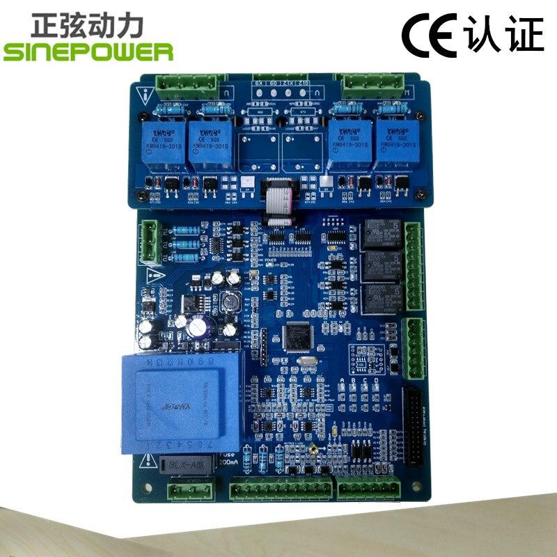 Controlador de portabrocas electroimán con control de campo de dos teclas, tablero de disparo de tiristor, 10 pulsos con función de apagado