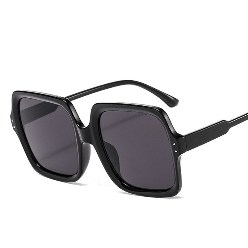 Новинка 2021 стильные Квадратные Солнцезащитные очки женские Ретро брендовые градиентные очки большого размера мужские солнцезащитные очки...