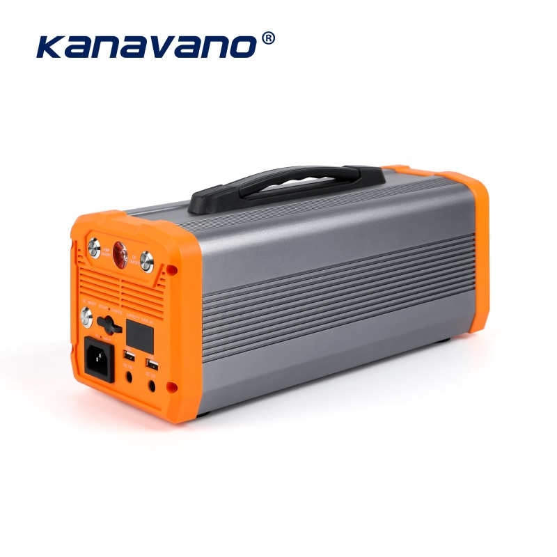 220V 300W 80000mAh portable solar power station outdoor camping with energy storage power supply pure sine wave