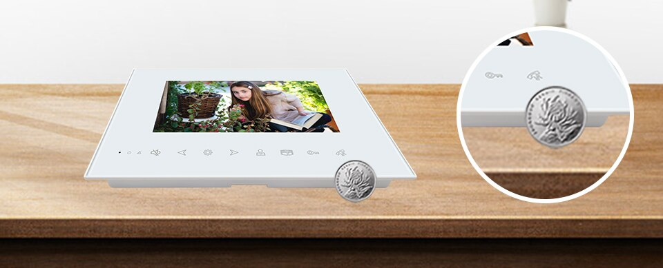 Joytimer New Video Intercom 1200TVL Video Door Phone Support Tuya Smart Camera Suitable For Multi-Family Home Intercom System enlarge