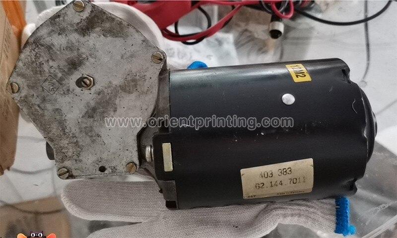 محرك G2.144.7011 لماكينة طباعة Heidelberg SM52