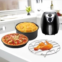 7inch 8 inch 9inch 7pcs12pcs air fryer accessories for gowise phillips xxl xl cozyna secura fit airfryer accessories