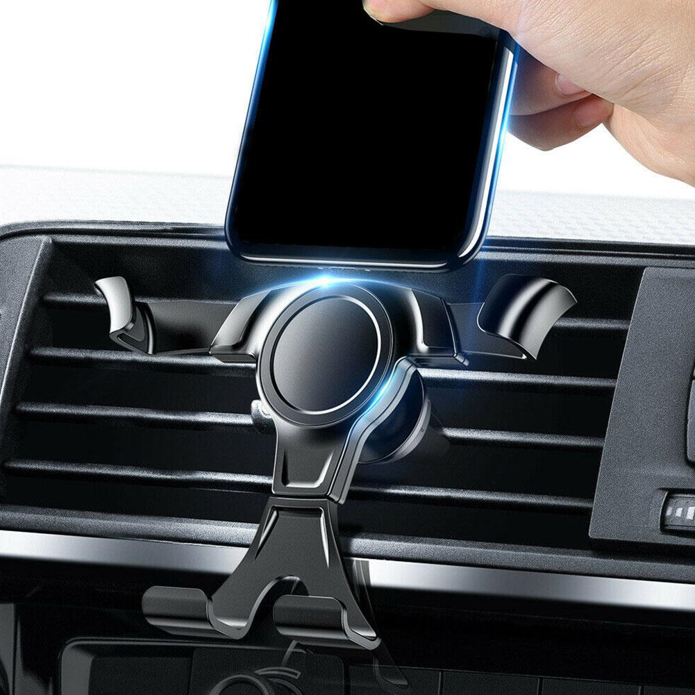 Universal Schwerkraft Auto Halterung Schwerkraft Auto Handy Halter Auto Air Vent Navi Halterung Für Smart Telefon Zubehör