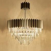 modern led chandelier light luxury art decorative lamp ceiling chandelier interior decorative lighting