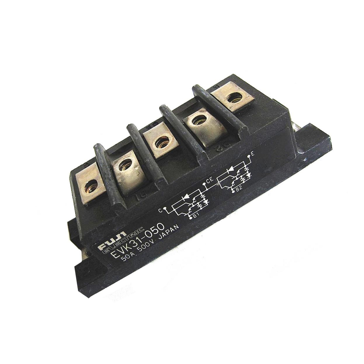 EVL31-050 módulo 50a 500v evl 31-050 igbt bipolar transistor módulos classificação e especificações evl31050