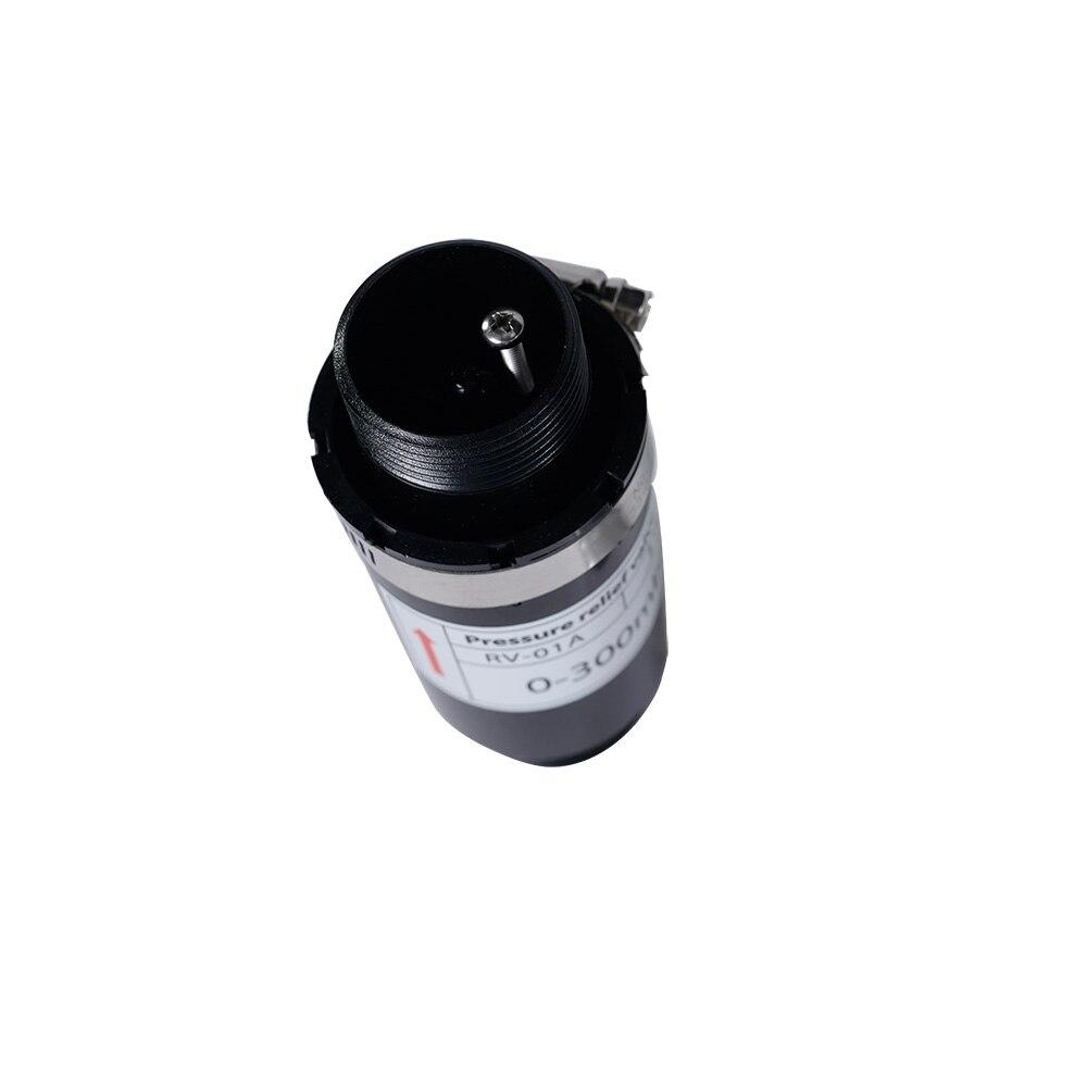 RV-01 300mbar صمام تنفيس ضغط البلاستيك لمنفاخ