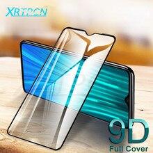 9D Beschermende Glas Voor Xiaomi Redmi Note 6 7 8 Pro 8T Gehard Screen Protector Glas op de Redmi 8 7 6 Pro 6A 7A 8A Film