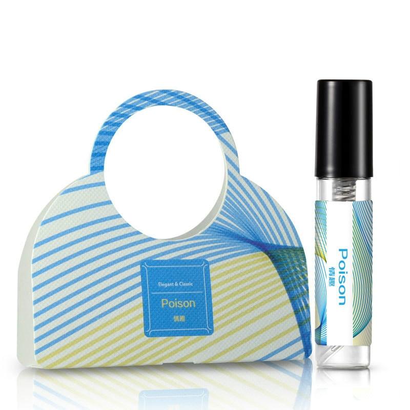 Perfume femenino de verano con feromonas, aceite esencial de Colonia, fragancia de larga duración para mujer, flor de fruta 3ML