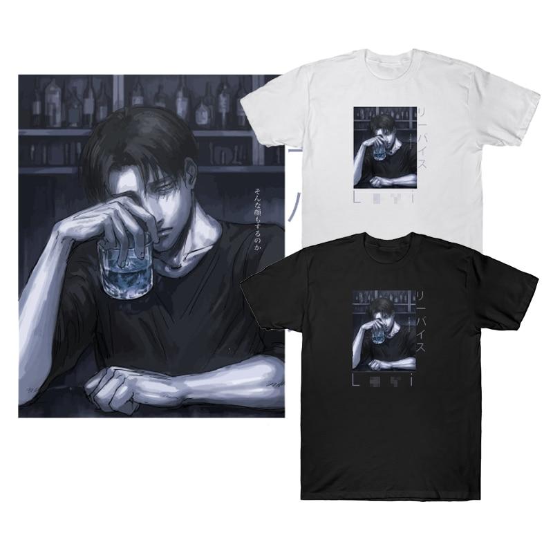 Camiseta de Anime Attack on Titan Giant para hombre y mujer, camiseta...