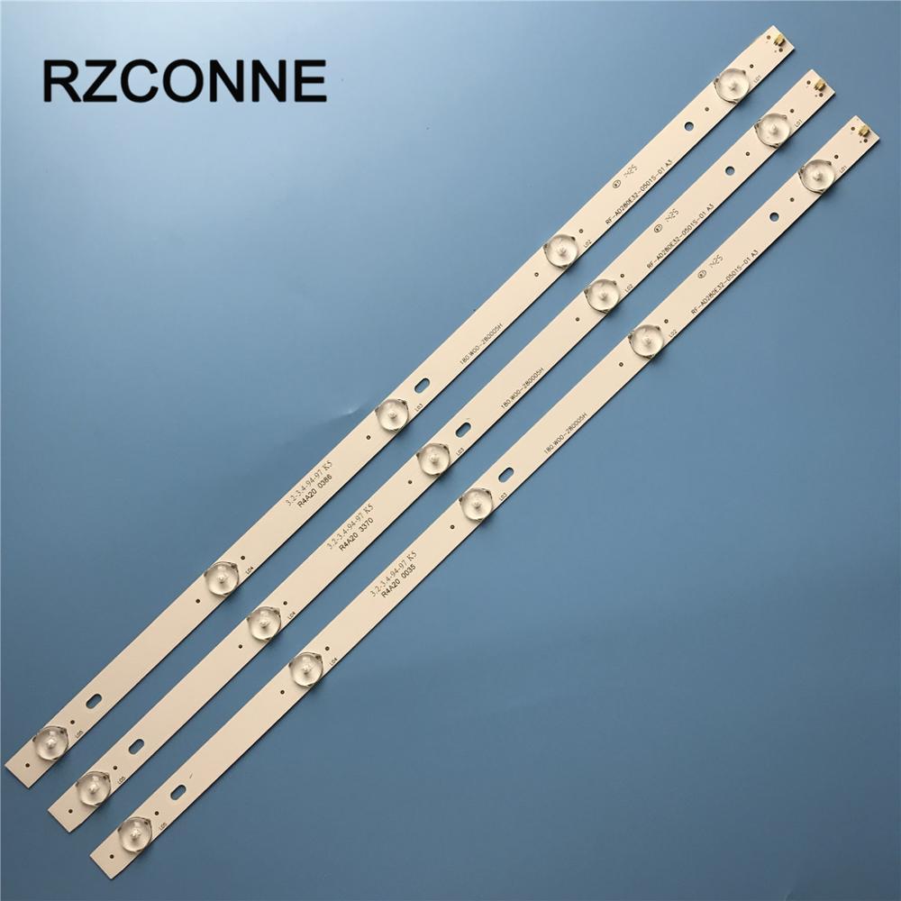 De retroiluminación LED 5 lámparas para RF-AD280E32-0501S-01 A3 TF-LED28S9T2 CX275DLEDM 53cm