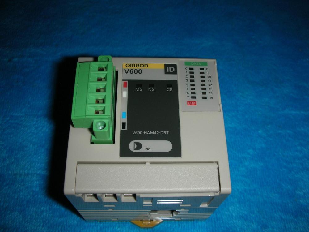 1 قطعة تستخدم اومرون V600-HAM42-DRT