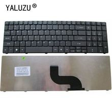 YALUZU New US Laptop Keyboard For Acer Aspire 5741G 5750 5750G 5750Z P5WE0 5542G 5552G 5745 5745DG 5745G 5745P 5253 5253G 5333