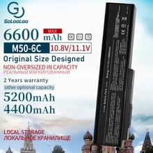 11.1v Batterie pour ASUS A32-M50 A33-M50 M50 M50S L07205 M50Sr G50 A32-M50 N53S N53SV N53T N61 N53TA N61J N61D N61VG N61JA N61JV