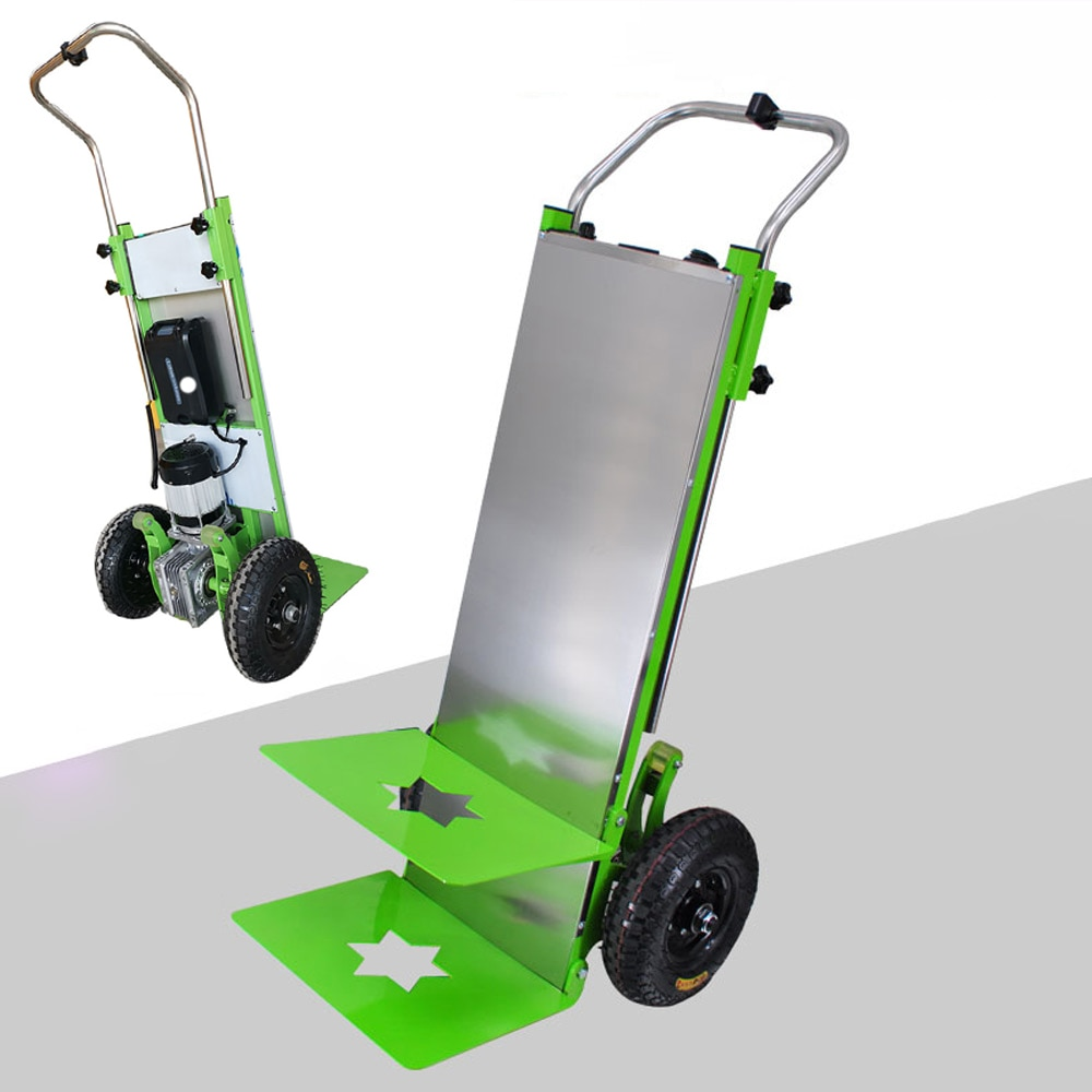 250KG 850W Electric Stair climber cart  48V/16A Mobile tool cart Stair Climbing Machine for Up and Down Stairs
