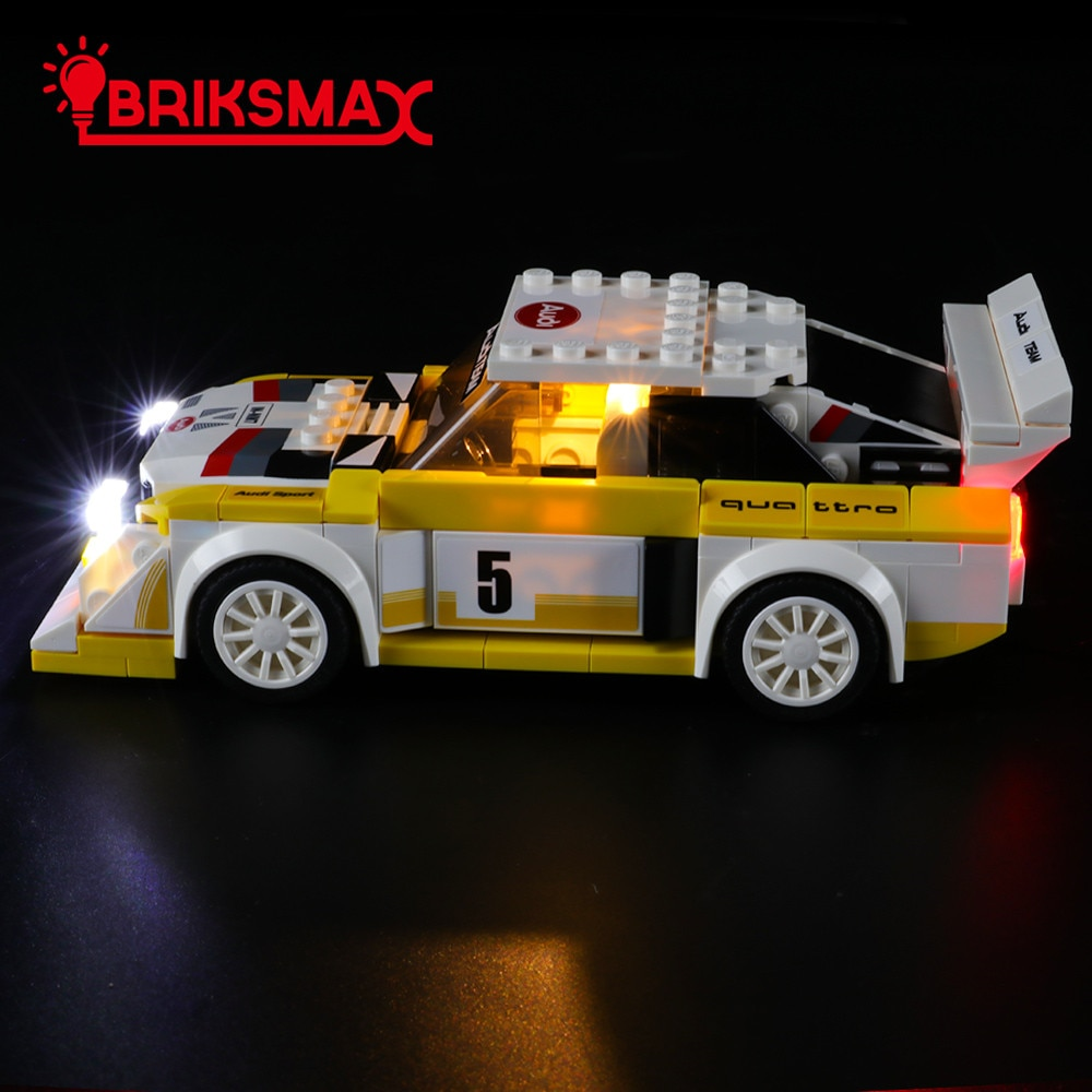 Купить с кэшбэком BriksMax Led Light Kit For 76897