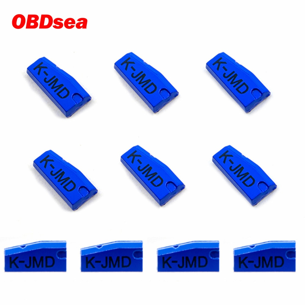 10pcs/lot Original JMD King Chip JMD Handy Baby Key  Red Chips/ Blue Chips For CBAY JMD 46/48/4C/4D/G/King Chip