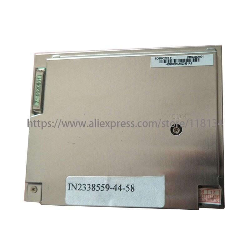 شاشات كريستال بلورية 4 بوصة PD040QT2 PD040QT2(LF) لوحة التحكم الصناعية LED الخلفية