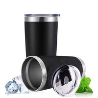 Термокружка Из нержавеющей стали, термос для чая, кофе, бутылка для воды, герметичная, с крышками, стакан, посуда для напитков