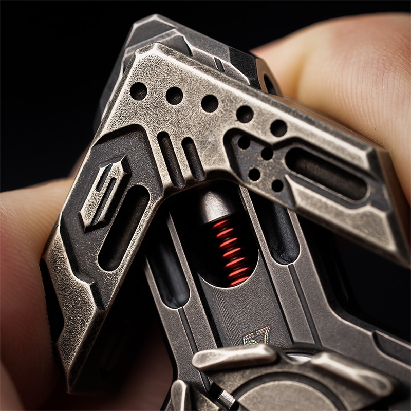 Viper 3.0 Three-Generation Slider Fingertip Gyro Zhiyuan EDC Adult Pressure Relief Toy Magnetic Press enlarge