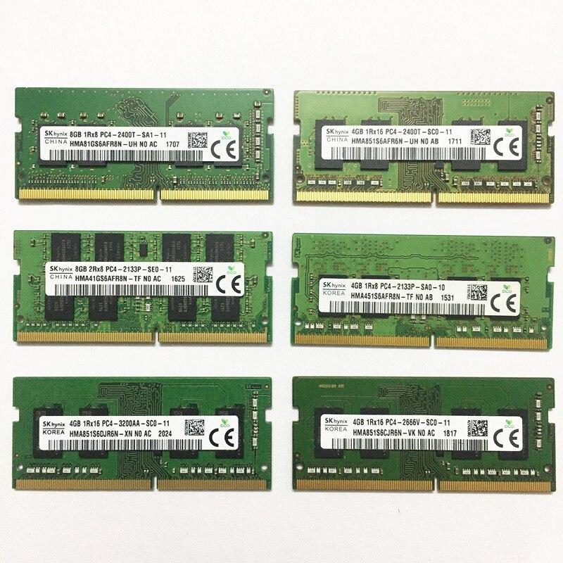 Sk hynix DDR4 RAMS 8GB/4GB 3200MHz ddr4 8gb 2666 portátil ram de...